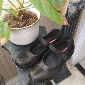 [Prada] Mary Jane  loafers